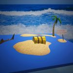 desert island with chest primary preferred view 100706976 large.3x2