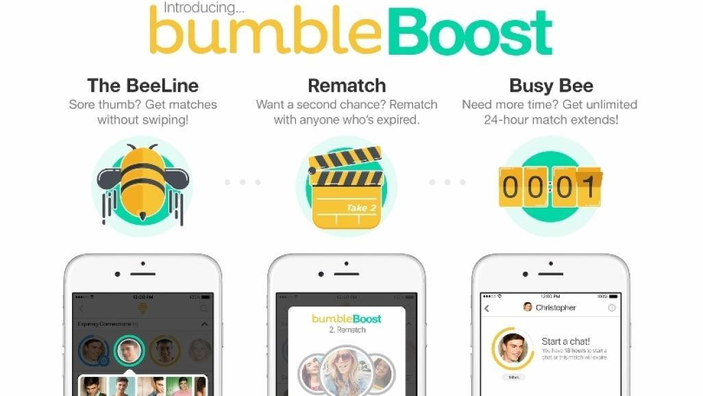 Bumble boost