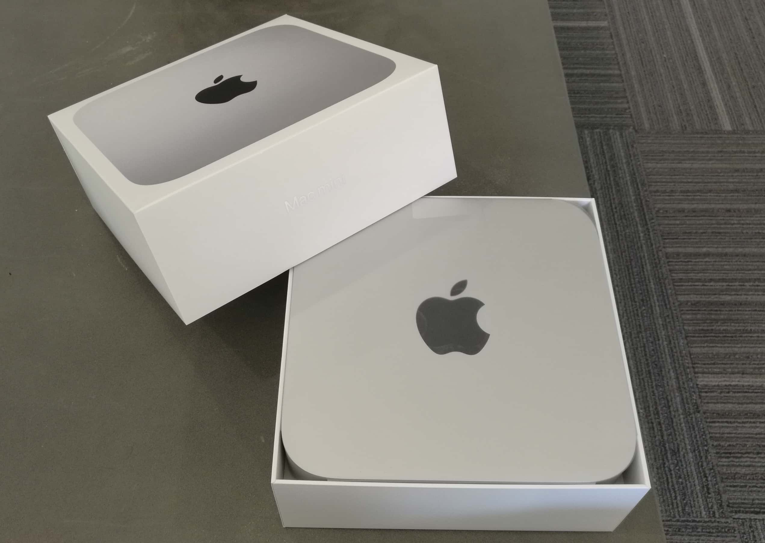 Apple Mac mini (M1, finales de 2020) Sin caja