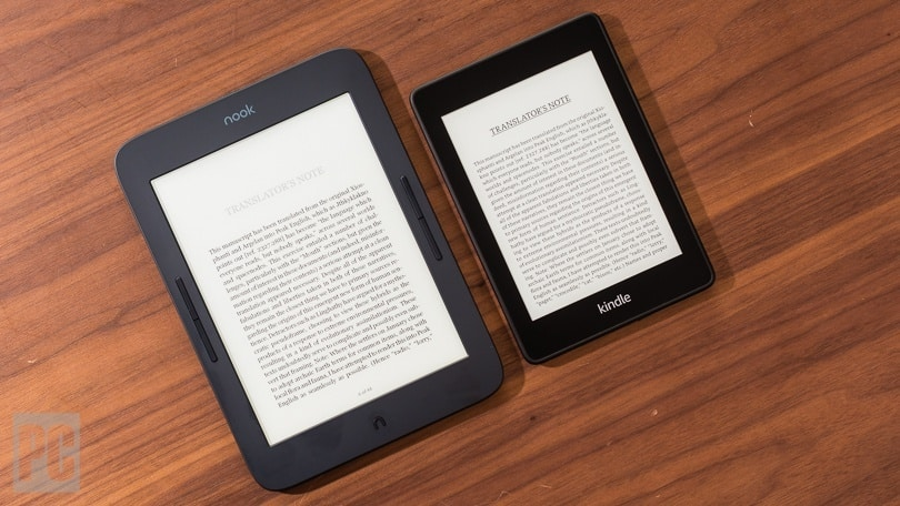 Barnes & Noble Nook GlowLight Plus 9