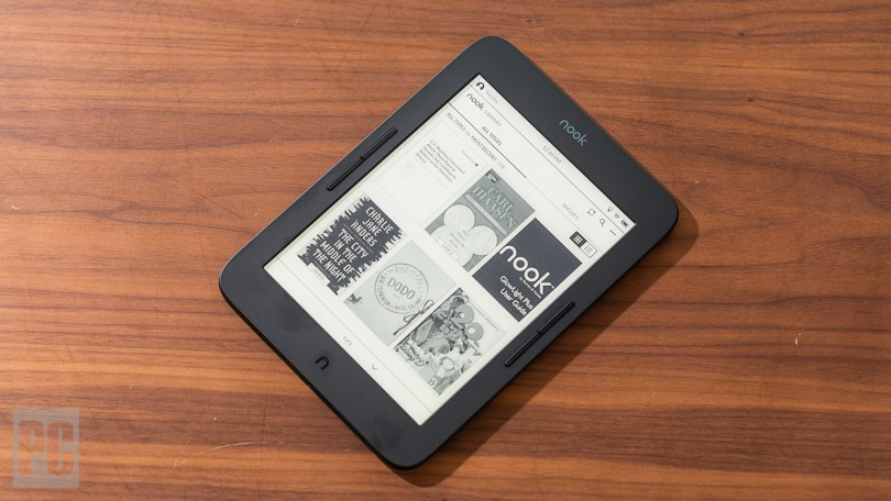 05yrjtWKehSUWO7IhJNXw9e Revisión de Barnes & Noble Nook GlowLight Plus (2019)