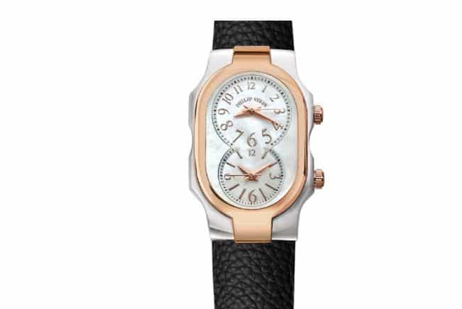 Philip Stein Small para mujer Dual Time