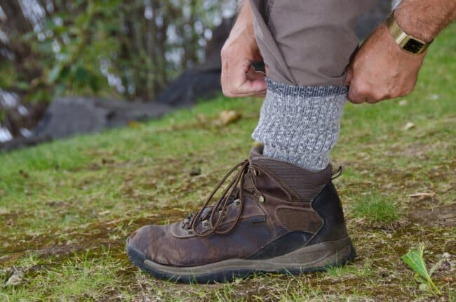 Best Work Socks for Boots http://www.bobvila.com/articles/best-work-socks/