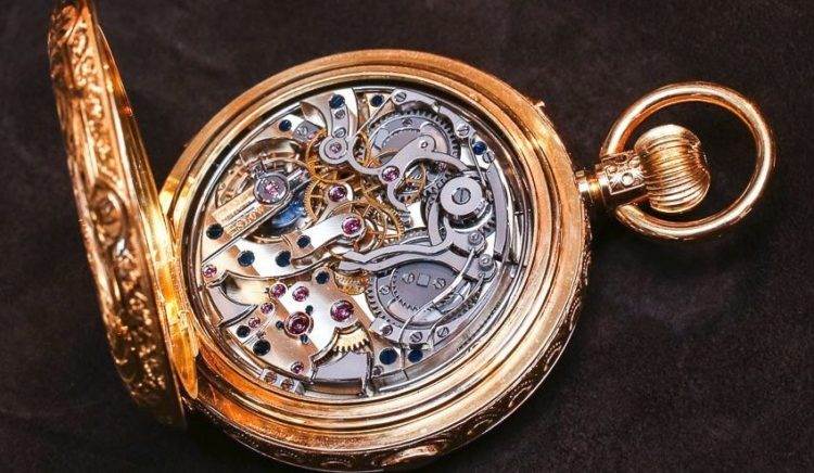 First Ever Grand Complication Pocket Watch by Patek Philippe