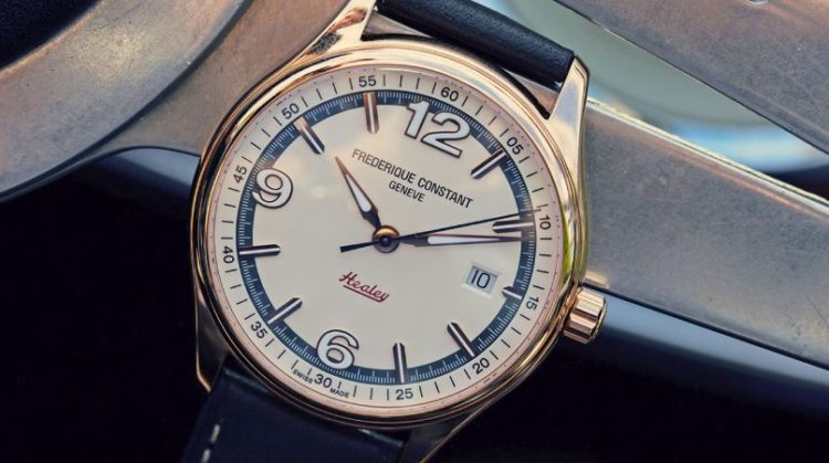 Frederique Constant Vintage Rally Automatic Watch