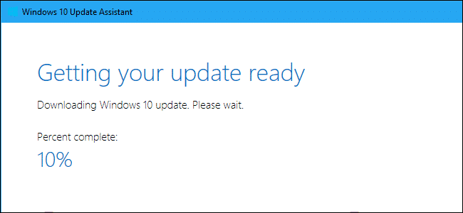 Getting your update ready