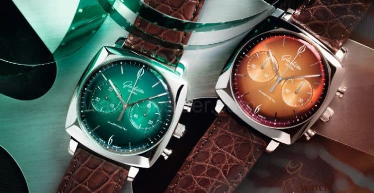 Glashutte Sixties Iconic Forest