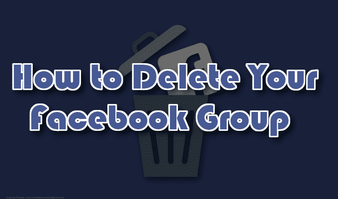 How to Delete Your Facebook Group