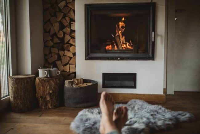 How to Light a Fireplace