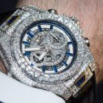 Hublot Big Bang Diamond Wrist Watch Una mirada más cercana al reloj de diamantes Hublot Big Bang de $ 5 millones