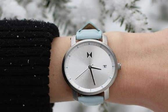 MVMT Signature Silver Arctic Leather Mujer