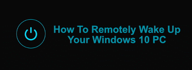 Remote PC Wakeup Featured