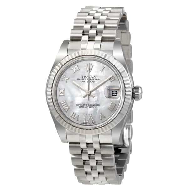 Rolex Datejust Oyster Perpetual Watch for Women