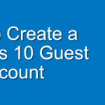 Windows 10 Guest Featured