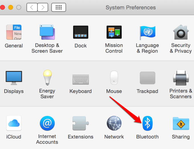 connect computer mobile hotspot iphone menu system preferences bluetooth