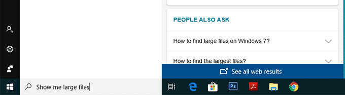 find large files windows featured