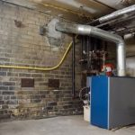 gas or oil furnace