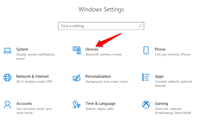 turn on bluetooth windows 10 action center all settings devices