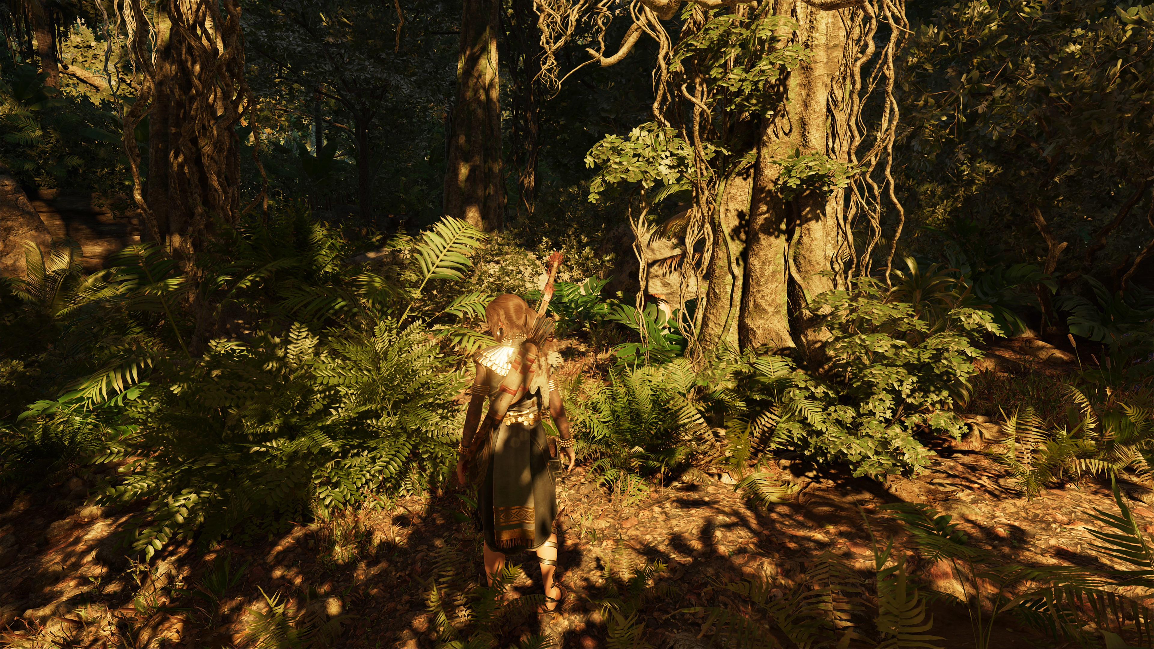 SOTTR Non Ray Tracing 2