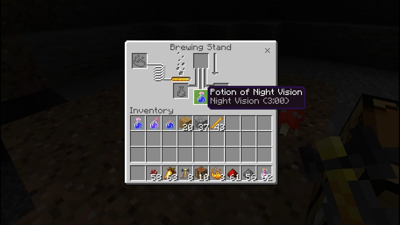 011 how to make a night vision potion in minecraft 5077658 bf6445bff1c04c81973f2b29c336268c
