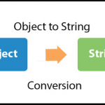 java object to string