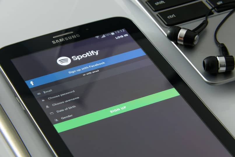 spotify android 1